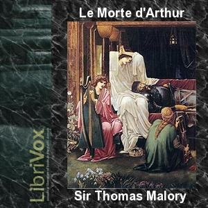Morte d'Arthur by Thomas Malory Cover