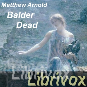 Cover Art for Arnold's Balder Dead