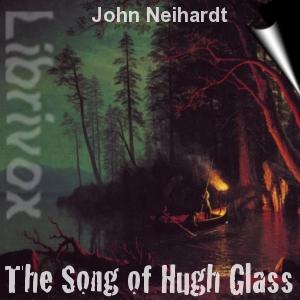 Cover Art for Neihardt's Song of Hugh Glass
