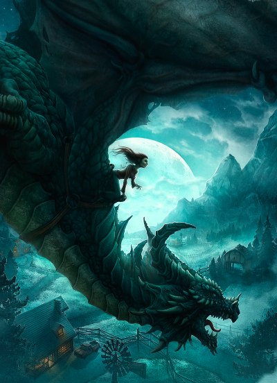 Love from the Dragon Cave .... pictures of our home ... and friends - Page 15 04-dragon-flight-background