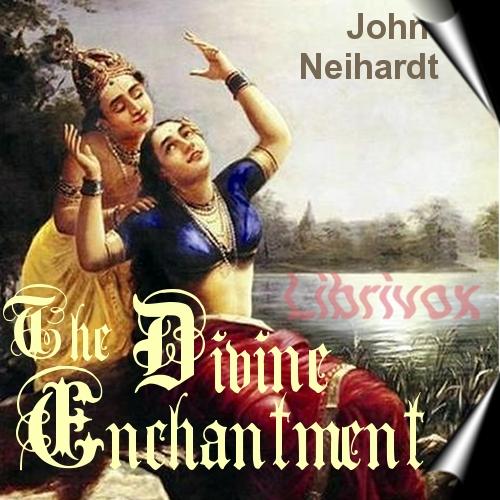 Cover Art for Neihardt's Divine Enchantment