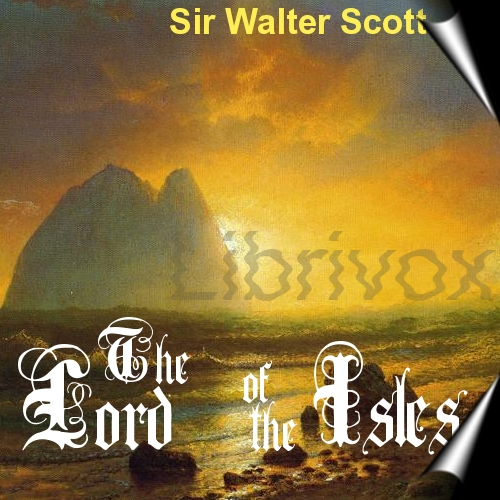 Art Cover for Scott's Lord of the Isles