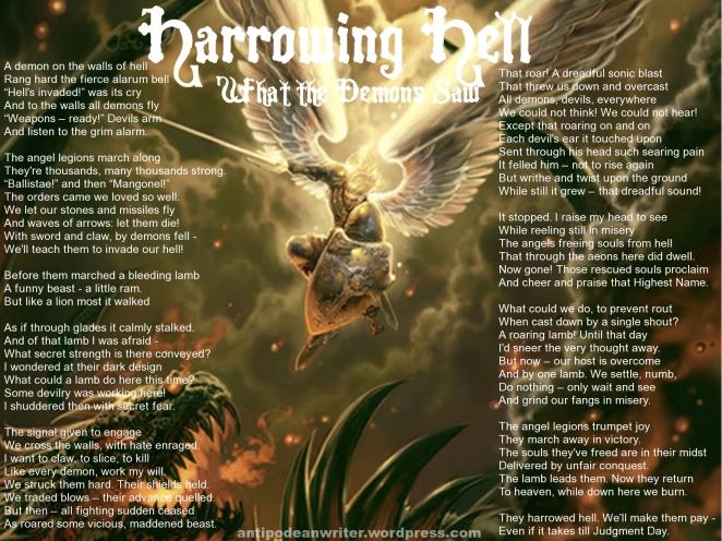 1600x1200 Harrowing Hell