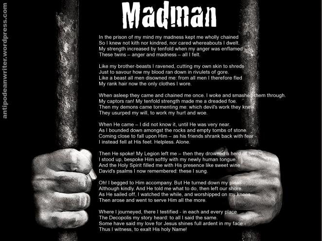 1600x1200 Madman