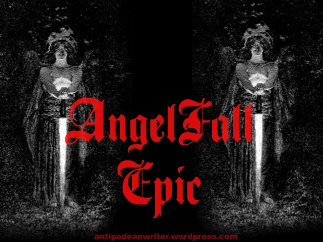 1600x1200 Wallpaper  AngelFall Epic
