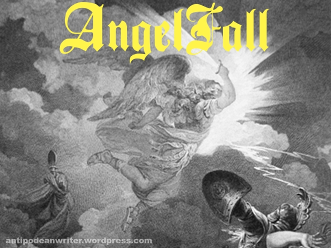 1600x1200 Wallpaper  AngelFall Novel