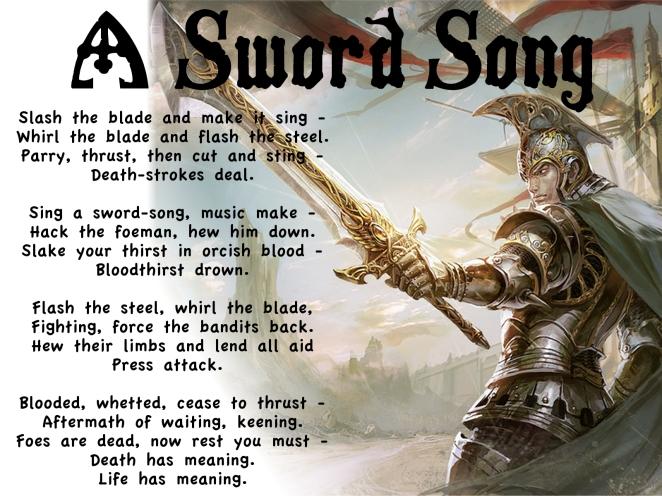 1600x1200 A Sword Song