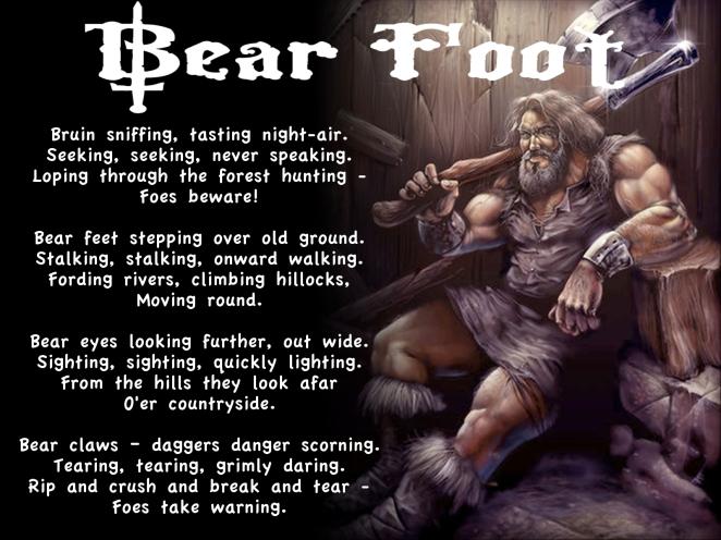 1600x1200 Bear Foot