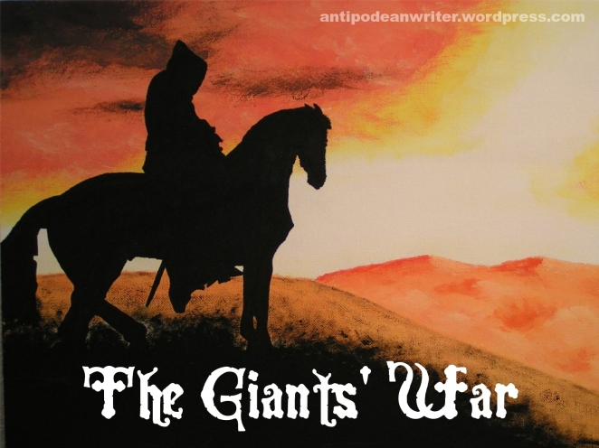 1600x1200 Wallpaper  Giants' War Novel