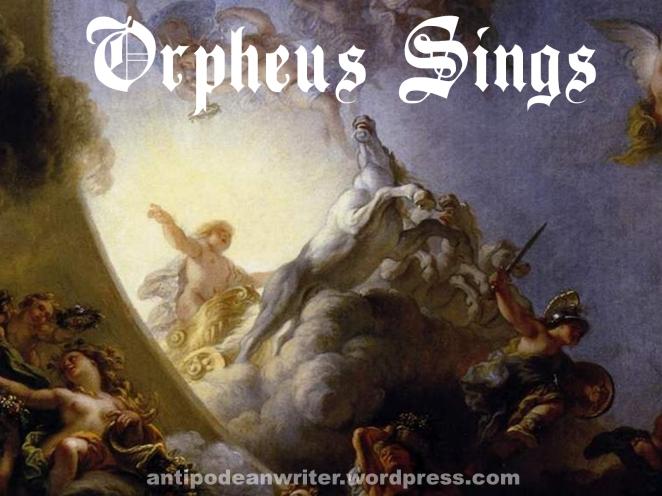 1600x1200 Wallpaper  Orpheus Sings