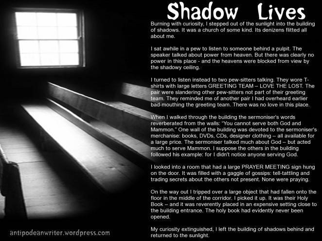 Shadow Lives Wallpaper 1600x1200