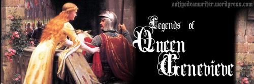 Banner - Legends of Queen Genevieve 500w