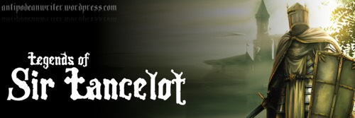Banner - Legends of Sir Lancelot 500w