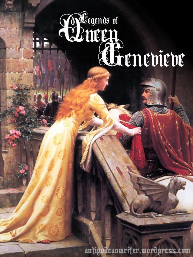 Wallpaper - Legends of Queen Genevieve 1200.1600