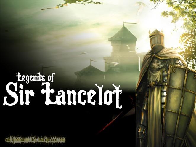 Wallpaper - Legends of Sir Lancelot 1600x1200