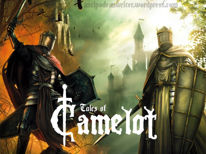Wallpaper - Tales of Camelot 1 - 1600x1200