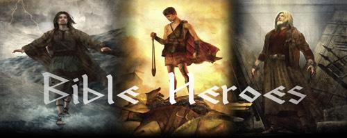 Banner - Bible Heroes 500x200